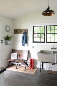 Galvano Charcoal Tile Sizes by Modern Farmhouse Laundry Room Reveal Beneath My Heart