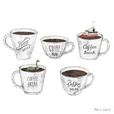 Illustration Coffee Break Gif