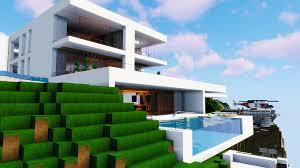 100 Villa House Design Modern S Minecraft