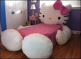 hello kitty bed diy cozy home