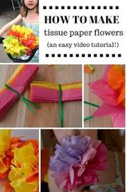 83 Best TISSUE PAPER CRAFTS Images On Pinterest