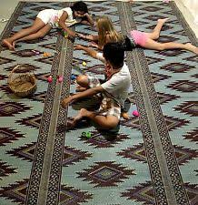 Reversible Patio Mats 8 X 20 by Other Rugs U0026 Carpets Ebay