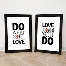 Do What You Love Motivational