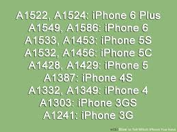 How to Tell Which iPhone You Have 7 Steps with