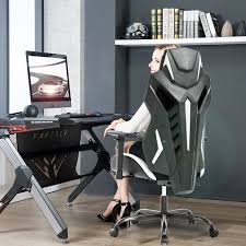 New Racing Style PU Gaming Chair Ergonomic Swivel Rolling Chair Lumbar  Support 5 Best Gaming Chairs For The Serious Gamer Desino Chair Racing Style Home Office Ergonomic Swivel Rolling Computer With Headrest And Adjustable Lumbar Support White Bestmassage Pc Desk Arms Modern For Back Pain 360 Degree Rotation Wheels Height Recliner Budget Rlgear Every Shop Here Details About Seat High Pu Leather Designs Protector Viscologic Liberty Eertainment Video Game Backrest Adjustment Pillows Ewin Flash Xl Size Series Secretlab Are Rolling Out Their 20 Gaming Chairs