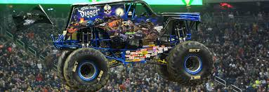 100 Monster Truck Oakland Jam Kid 101