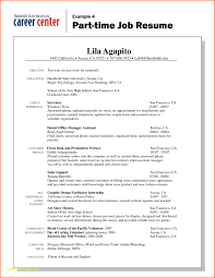 First Time Resume Templates Download No Experience Sample Examples For Job With Example Of 1st Template