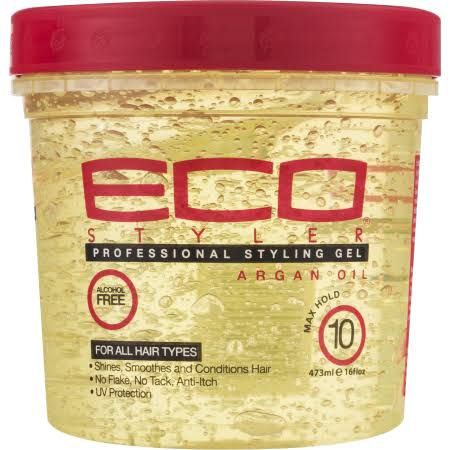 Eco Style Professional Argan Oil Styling Gel - 473ml