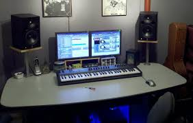 Monitor Shelf For Desk by Show Me Your Homemade Or Custom Made Console Or Studio Furniture