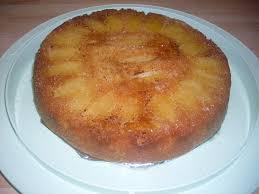 comment faire un gâteau renversé aux pommes caramélisé très