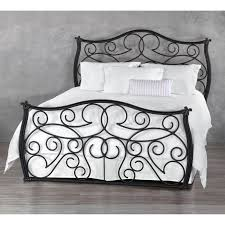 Wesley Allen King Size Headboards by Wesley Allen Eldridge Bed Hayneedle