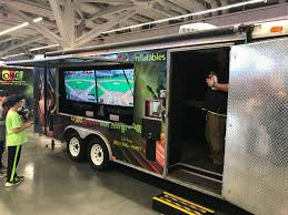 99 Game Party Truck Mobile Video Gaming Theater Parties Akron Canton Cleveland OH