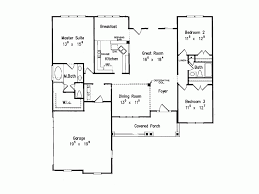 Photo Of Floor Plan For 2000 Sq Ft House Ideas by Chic Inspiration 7 Simple Open Floor Plans 2000 Square Custom