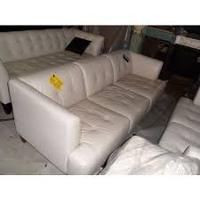 Alessia Leather Sofa Living Room by Alicia Pearl White Leather Sofa Alessia Leather Sofa Chateau