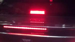kia forte led 3rd brake light mod