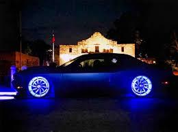 LED Illuminated Wheel Ring Kit from ORACLE Lighting Now on Sale