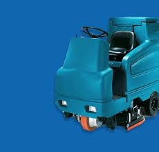 Tennant Floor Scrubber T3 by Tennant T3 Walk Behind Floor Scrubber For Rent