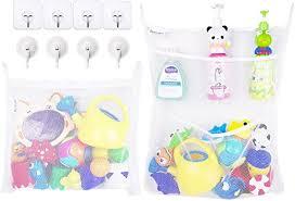 zueyen 2 stück badezimmer spielzeug aufbewahrung spielzeug