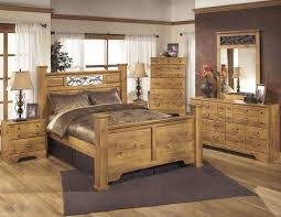 Bittersweet Poster Bedroom Set from Ashley B219 77