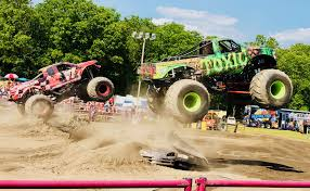 Tickets For Miller Farms Annual Monster Truck Show In Berlin From ...