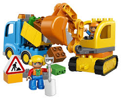 LEGO DUPLO Town Truck & Tracked Excavator 10812, Best Gift For 2 ... Lego Duplo 10812 Truck Tracked Excavator Toy Toys Character 10601 Ideas Product Ideas Camper Lego Truck 3221 Lego City Re Amazoncom City Tanker 60016 Games Fire 60002 Ford Trophy 72 Legos Pinterest And Trucks 42070 Technic 6 X Vureigis Vilkikas Kaina Pigult Technic 2in1 Mack Hicsumption Duplo Town Tow Buy Online In South Africa Takealotcom Best Gift For 2 Classic Semi Kenworth W900