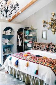 schlafzimmer deko ideen für die gestaltung farben im boho