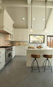 charming kitchen island lighting for vaulted ceiling sloped