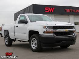 2018 Chevy Silverado 1500 WT 4X4 Truck For Sale In Pauls Valley OK ...