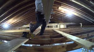 Vaulted Ceiling Joist Hangers by Raising Ceiling From 8 U0027 To 10 U0027 Youtube