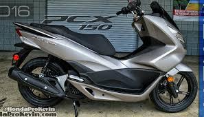 Wpid 2016 Honda Pcx150 Scooter Review Price Specs