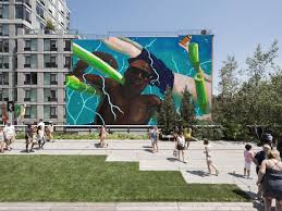 Most Famous Mural Artists by New York U0027s Best Public Art Installations