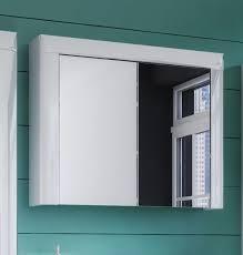 bad spiegelschrank schrank badezimmer weiß weiß hochglanz