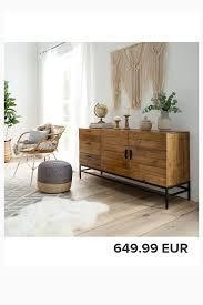 sideboard grasby in 2020 boho wohnzimmer