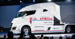 100 Images Of Semi Trucks AnheuserBusch To Order Up To 800 Nikola Motor Company Hydrogen