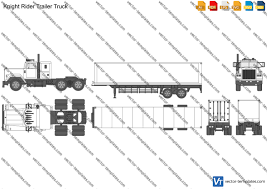 100 Knight Rider Truck Templates S S Trailer
