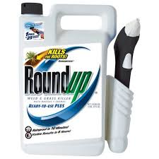 Roundup Weed Grass Killer Ready To Use Plus Pull N Spray Applicator