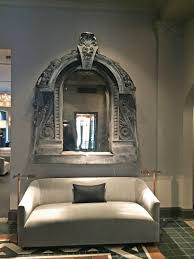 Restoration Hardware Mirrored Bath Accessories by Romancing The Home The Fabulous Restoration Hardware Store In Chicago