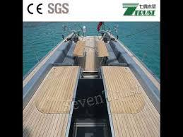 pontoon boat vinyl flooring youtube