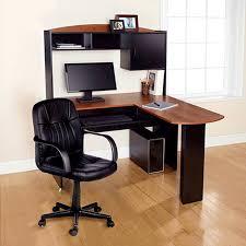 Officemax Corner Desk With Hutch by Furniture Inspiring Corner Shaped Desks Office Depot Officemax