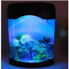 Spencers Lava Lamp Fish Tank by Amazon Com Novelty Led Artificial Jellyfish Aquarium Lighting
