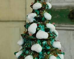 Clear Bulbs For Ceramic Christmas Tree by Ceramic Xmas Tree Etsy