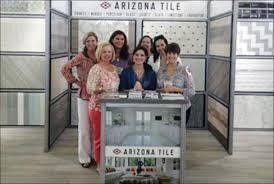 slippery rock gazette arizona tile honored with industry partner