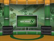 2008 Election Virtual News Set Us Tv Studio