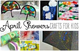 20 April Showers Crafts For Kids
