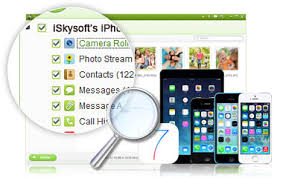 Free iSkysoft iPhone Data Recovery 100% discount