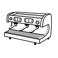 Espresso Machine Icons