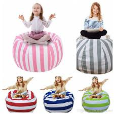 2019 Kids Stuffed Animal Storage Bean Bag 18inch Cotton Canvas Organizer  Box Organization Sack Chair Portable Clothes Storage OOA4637 From ... Nobildonna Stuffed Storage Birds Nest Bean Bag Chair For Kids And Adults Extra Large Beanbag Cover Animal Or Memory Foam Soft 7 Best Chairs Other Sweet Seats To Sit Back In Ehonestbuy Bags Microfiber Cotton Toy Organizer Bedroom Solution Plush How Make A Using Animals Hgtv Edwards Velvet Pouch Soothing Company Empty Kid Covers Your Childs Blankets Unicorn Stop Tripping 12 In 2019 10 Of Versatile Seating Arrangement