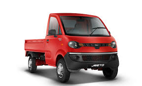 Jeeto Helps Mahindra Win In India's Mini-truck Market