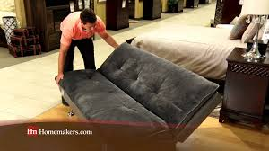 Klik Klak Sofa Bed With Storage by Futon U0026 Klik Klak Video Homemakers 2015 Youtube