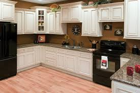 Stylish Astonishing Kitchen Cabinet Outlet Faircrest Heritage White Cabinets Bargain